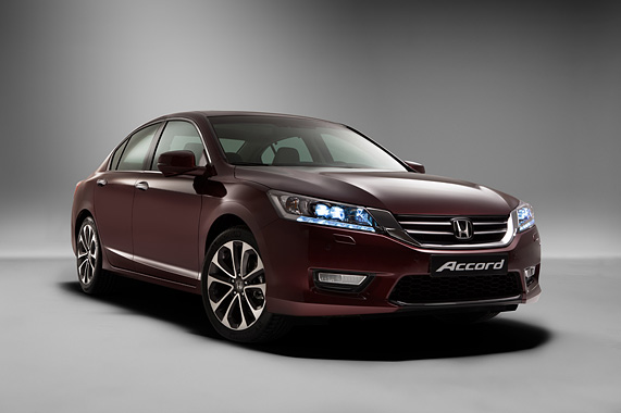 Парктроник для автомобилей Honda Accord